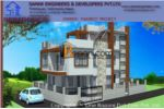 Bungalow House on Sale at Chandragiri